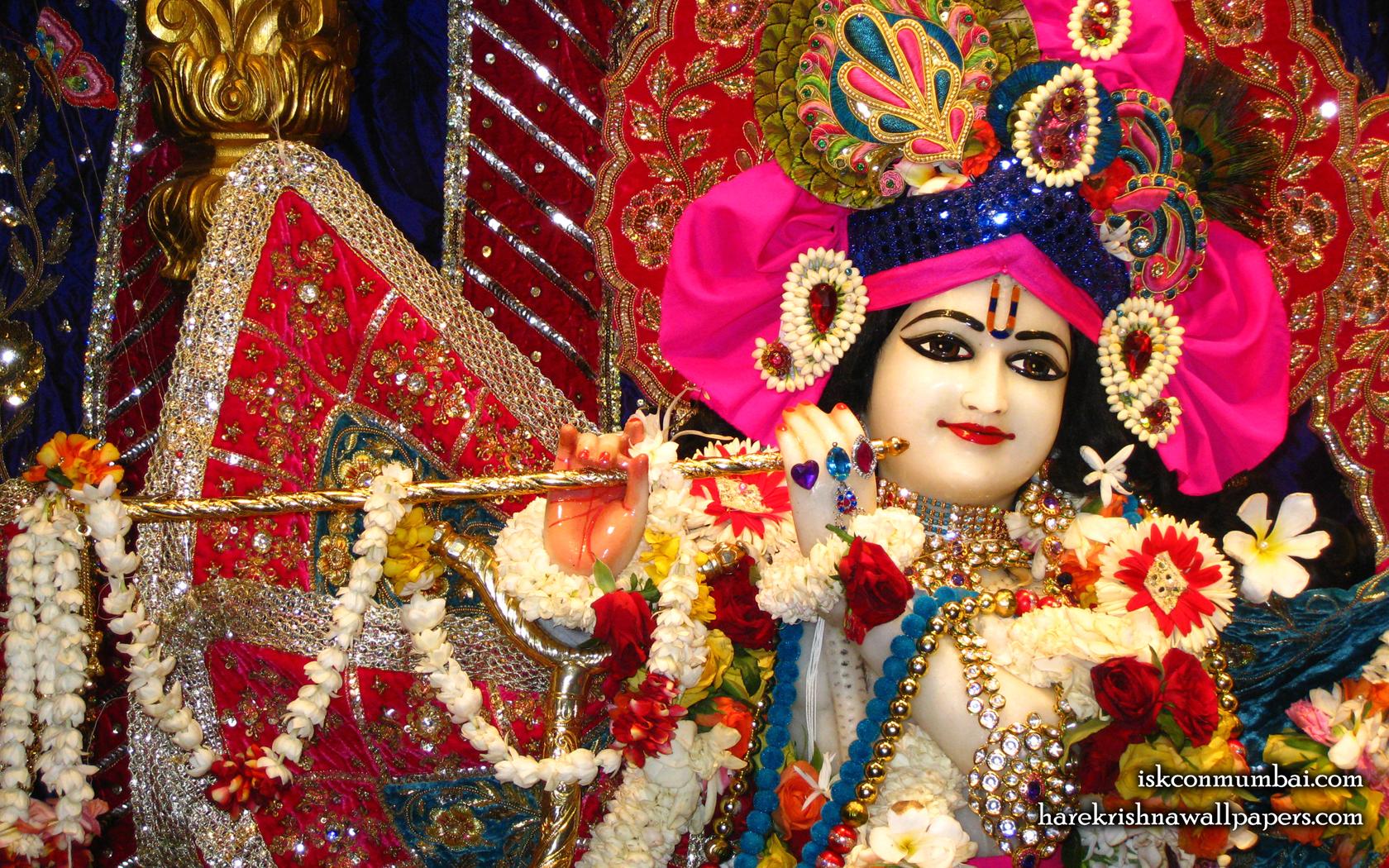 Sri Rasabihari Face Wallpaper (003) Size 1680x1050 Download