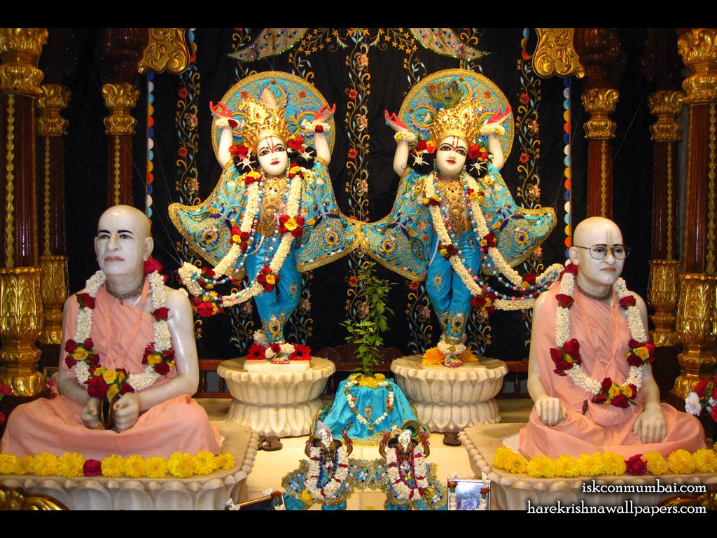 Sri Sri Gaura Nitai Wallpaper (003) Size 1024x768 Download