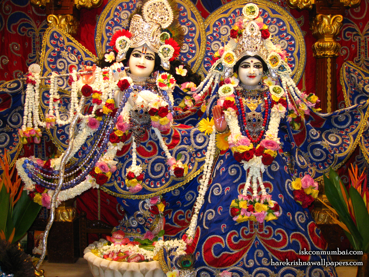 Sri Sri Radha Rasabihari Wallpaper (003) Size1200x900 Download