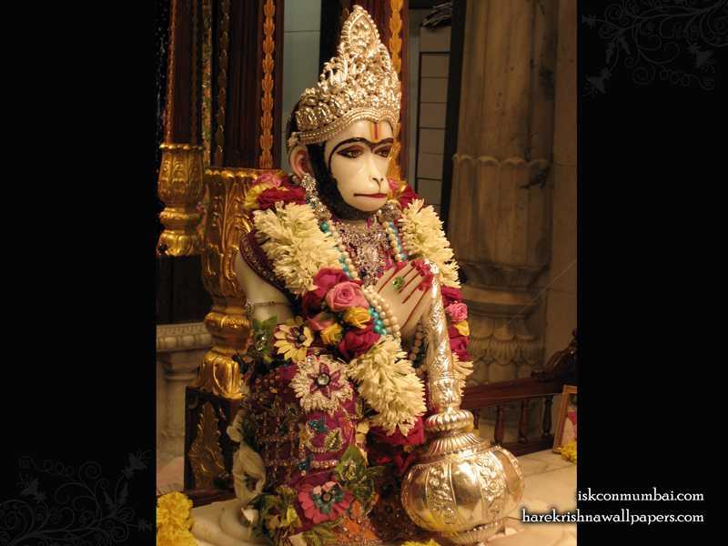 Sri Hanuman Wallpaper (004)