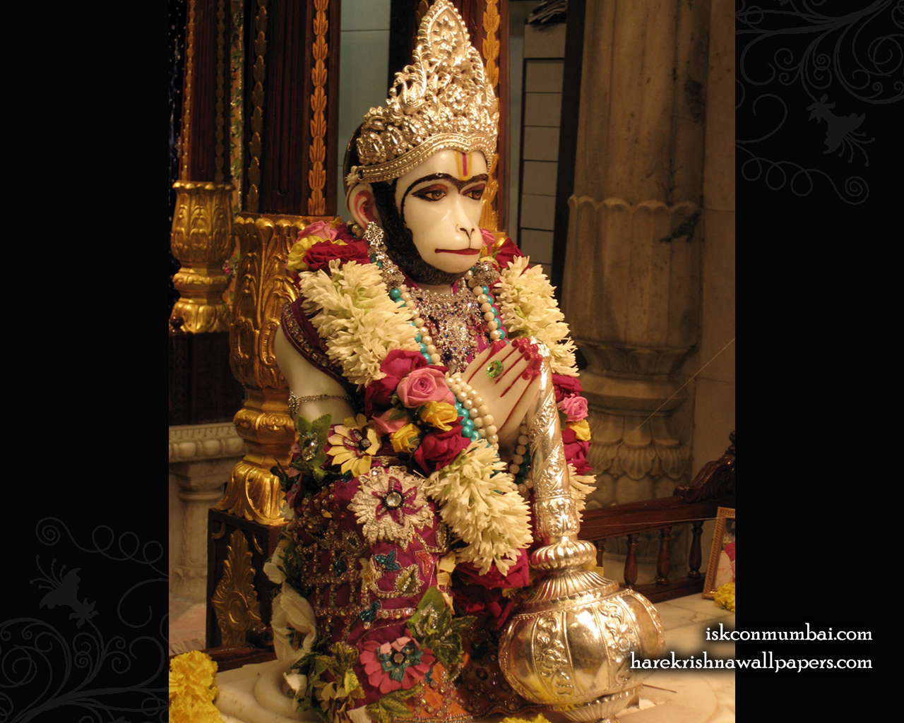 Sri Hanuman Wallpaper (004) Size 1280x1024 Download