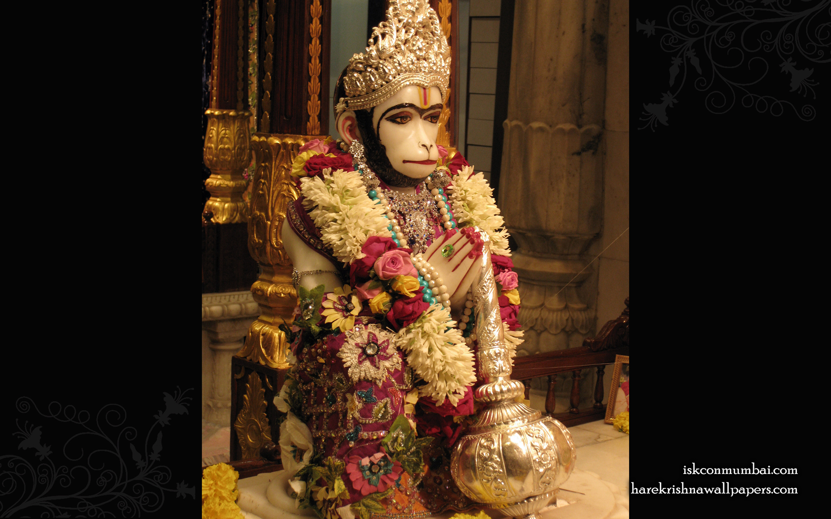 Sri Hanuman Wallpaper (004) Size 1680x1050 Download