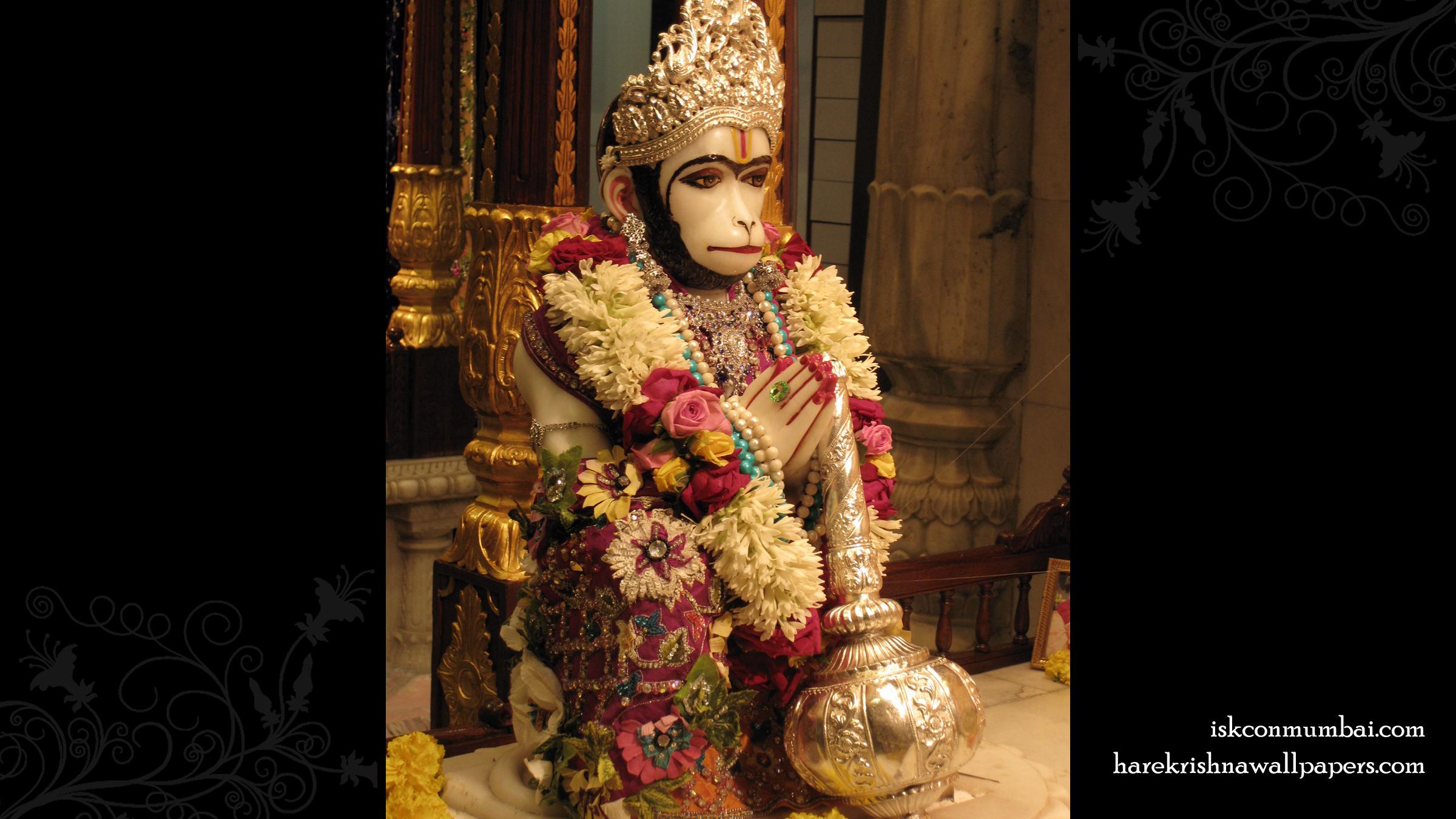 Sri Hanuman Wallpaper (004) Size 2400x1350 Download