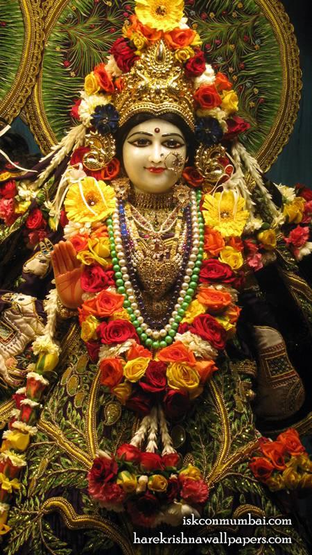 Sri Radha Full Wallpaper (004)