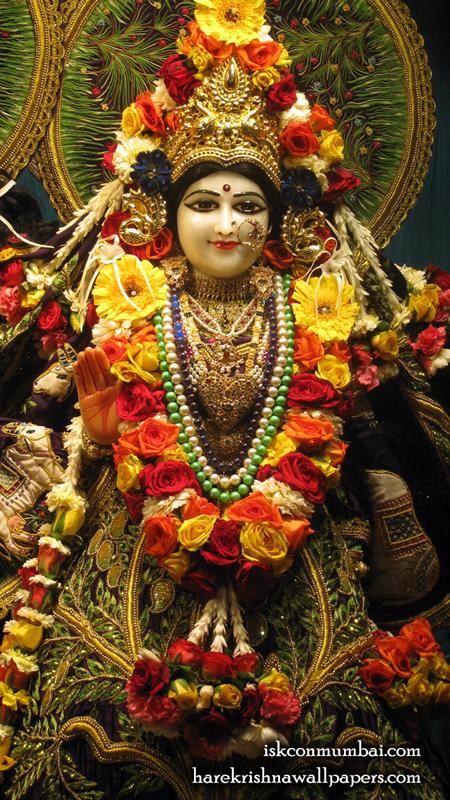 Sri Radha Full Wallpaper (004) Size 450x800 Download