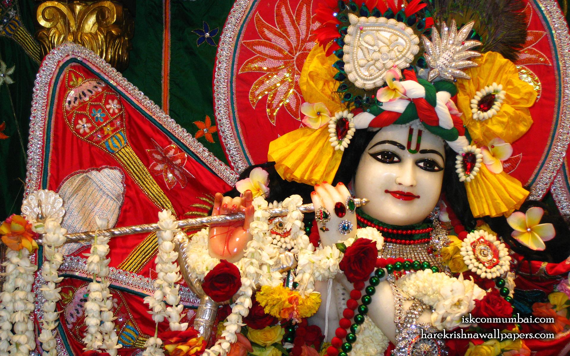 Sri Rasabihari Face Wallpaper (004) Size 1920x1200 Download