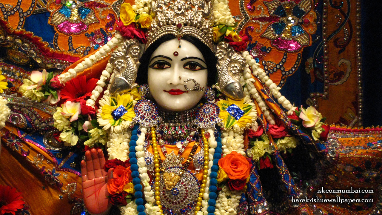 Sri Sita Close up Wallpaper (004) Size1280x720 Download