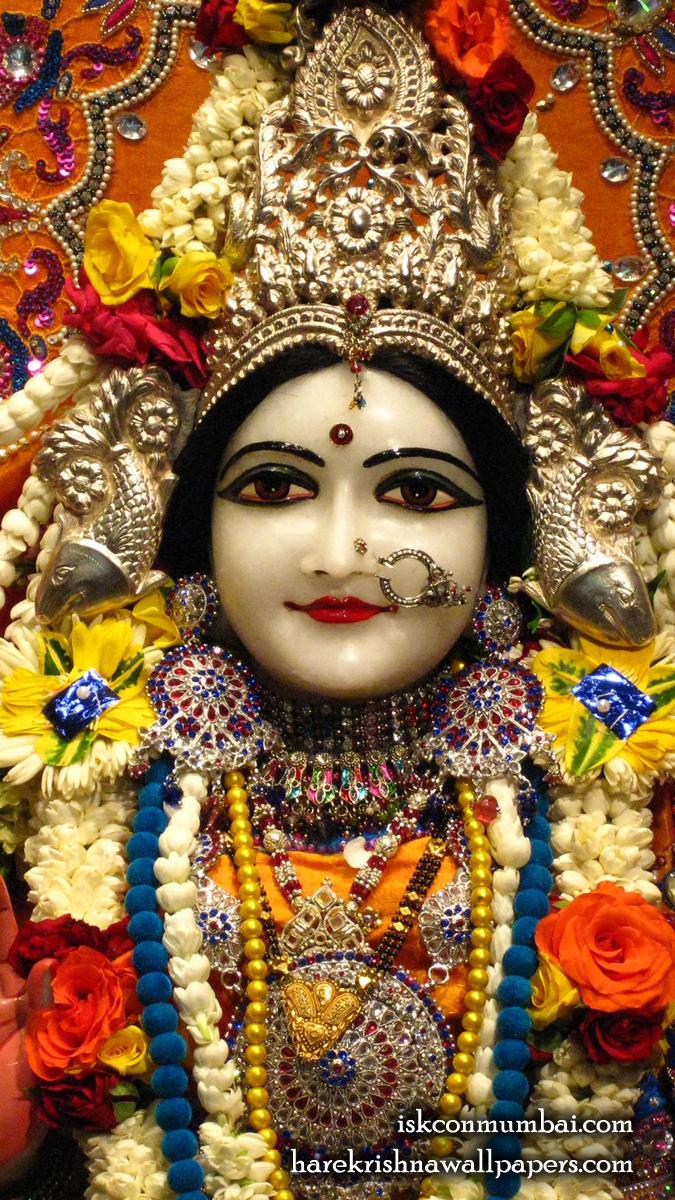 Sri Sita Close up Wallpaper (004) Size 675x1200 Download