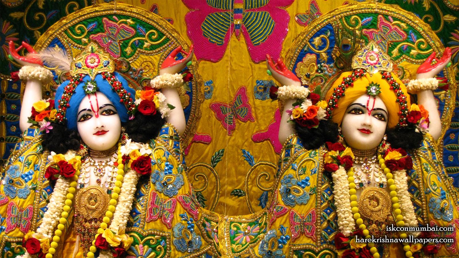 Sri Sri Gaura Nitai Close up Wallpaper (004) Size 1600x900 Download