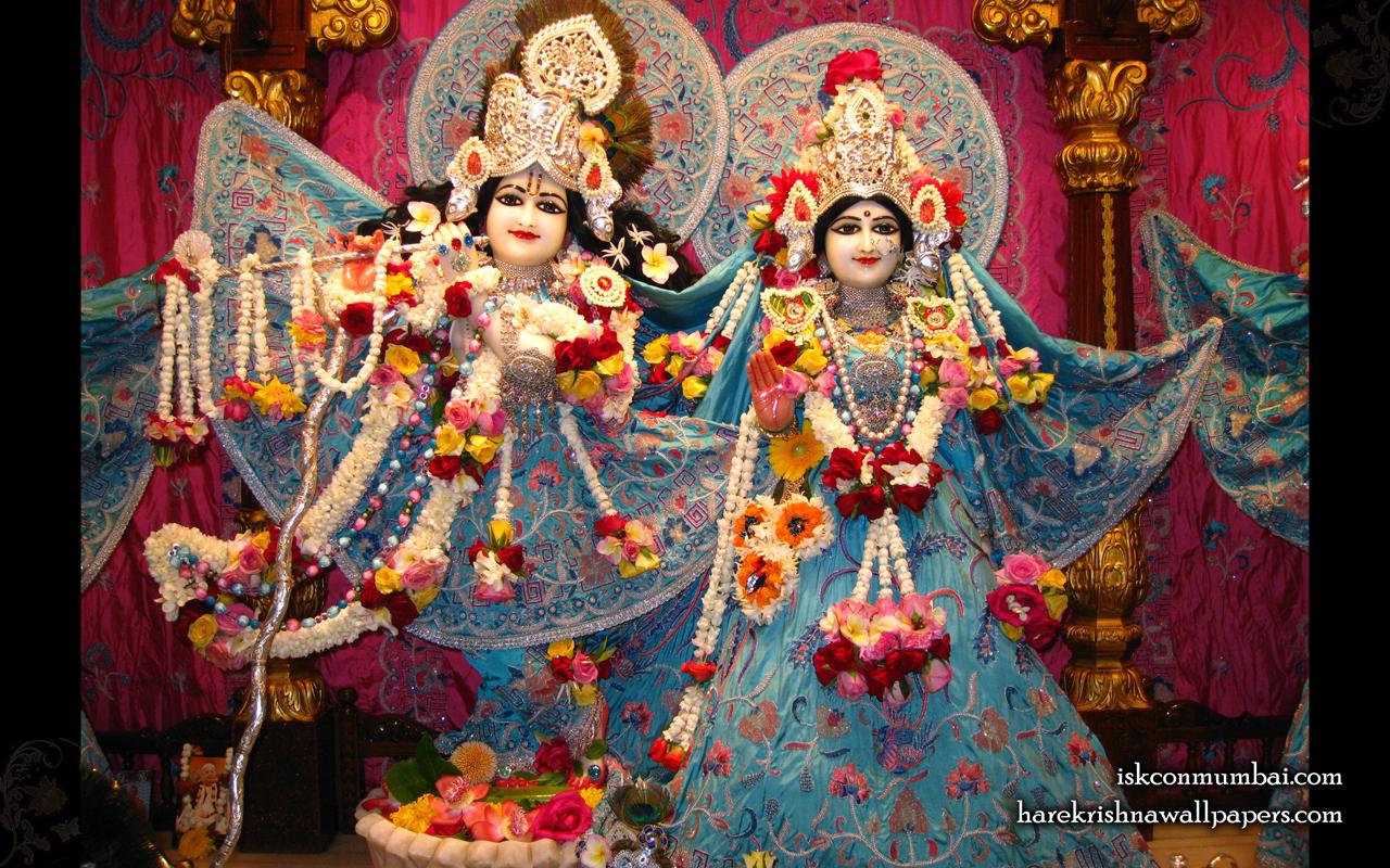 Sri Sri Radha Rasabihari Wallpaper (004) Size 1280x800 Download