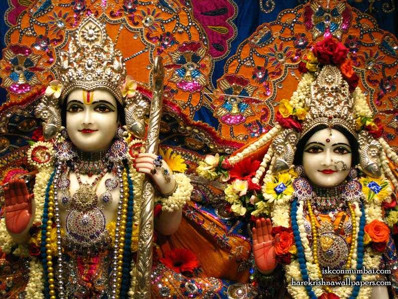 Sri Sri Sita Rama Wallpaper (004)