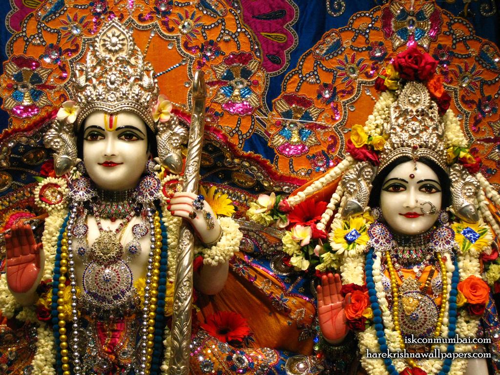 Sri Sri Sita Rama Close up Wallpaper (004) Size 1024x768 Download