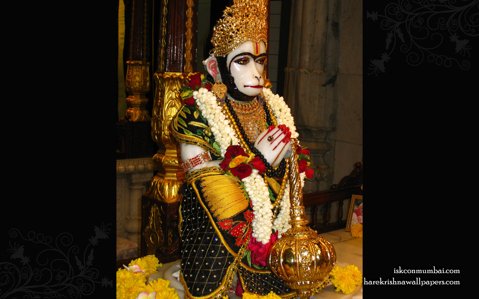 Sri Hanuman Wallpaper (005) Size 1680x1050 Download