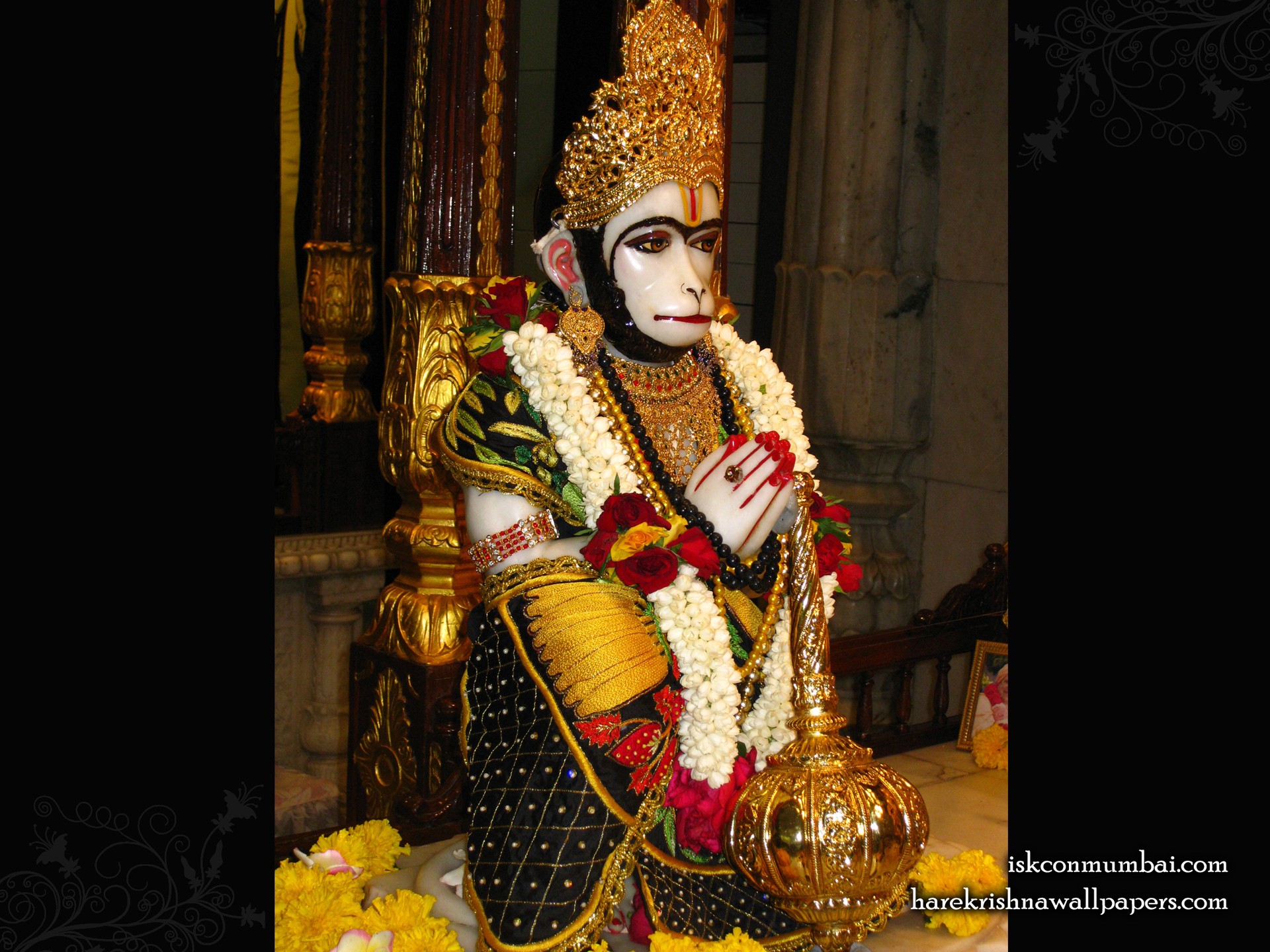 Sri Hanuman Wallpaper (005) Size 1920x1440 Download