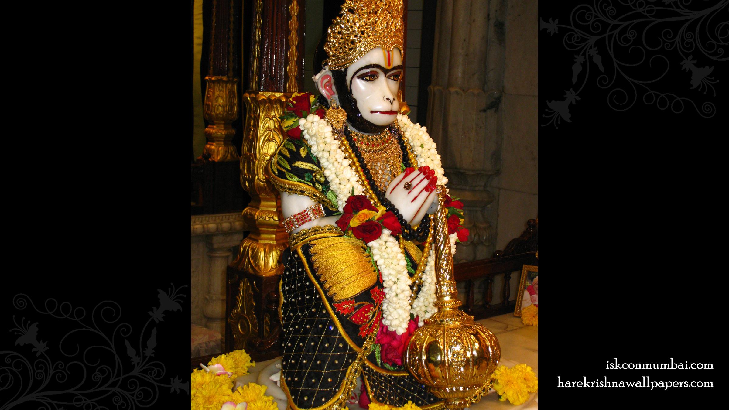 Sri Hanuman Wallpaper (005) Size 2400x1350 Download