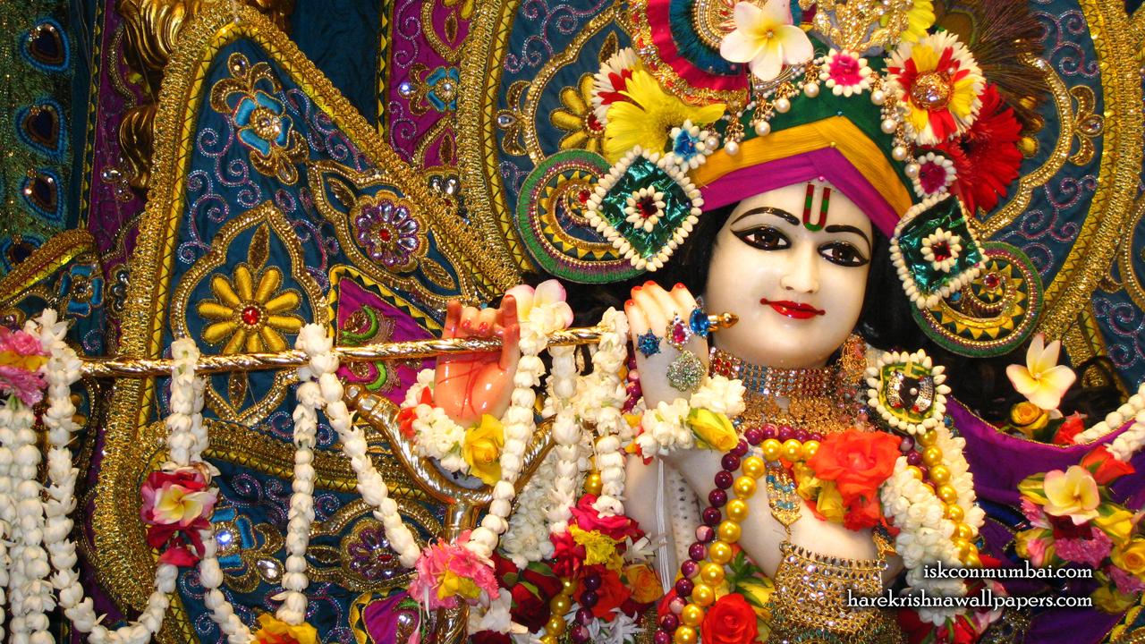 Sri Rasabihari Face Wallpaper (005) Size1280x720 Download