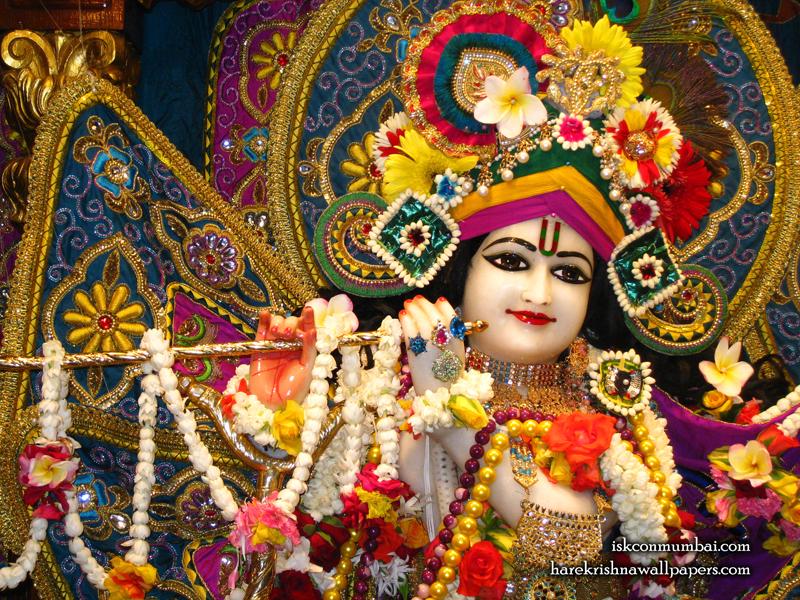 Sri Rasabihari Face Wallpaper (005) Size 800x600 Download