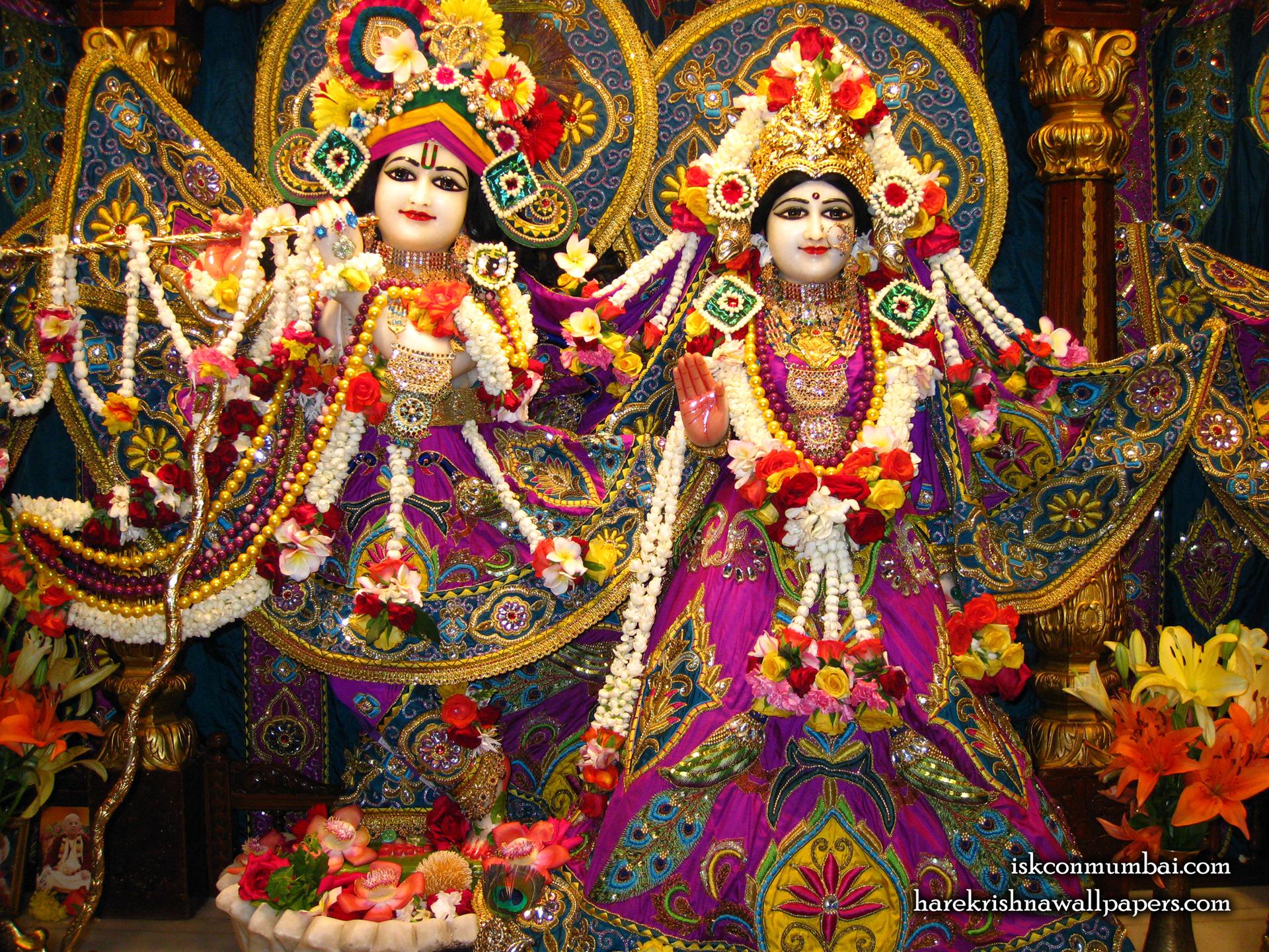 Sri Sri Radha Rasabihari Wallpaper (005) Size 1920x1440 Download