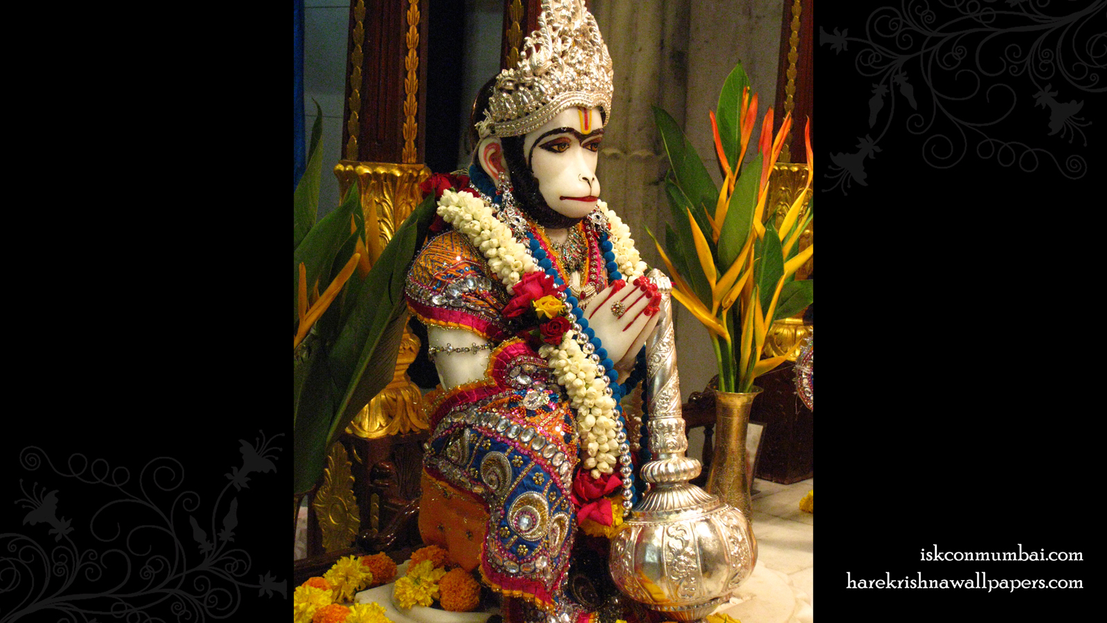 Sri Hanuman Wallpaper (006) Size 1600x900 Download