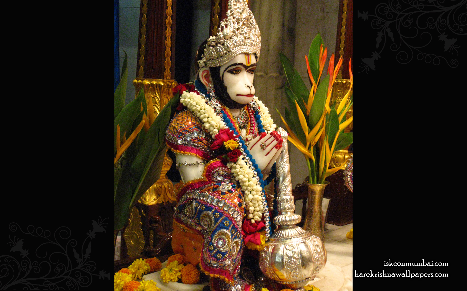 Sri Hanuman Wallpaper (006) Size 1920x1200 Download