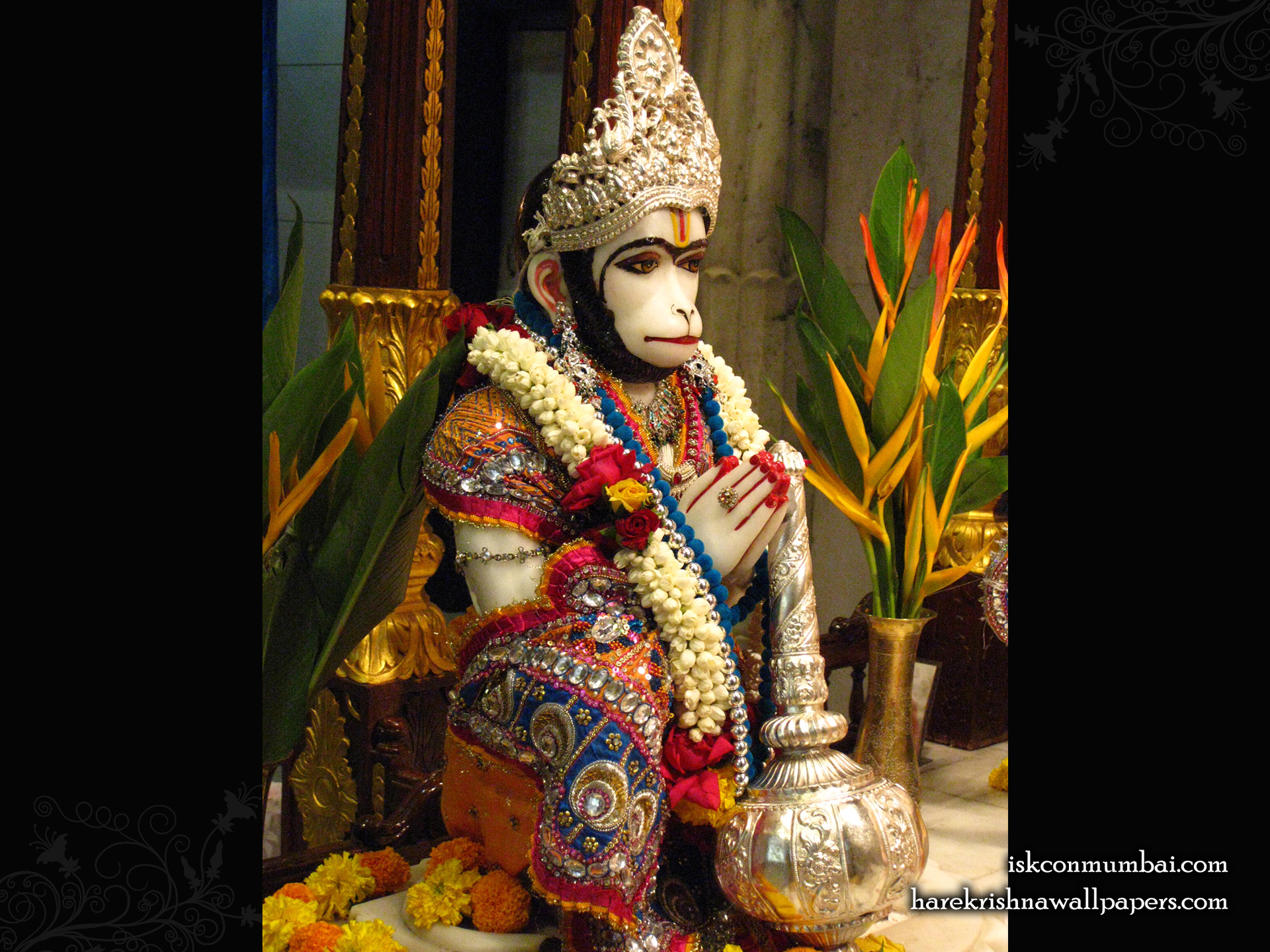 Sri Hanuman Wallpaper (006) Size 1920x1440 Download