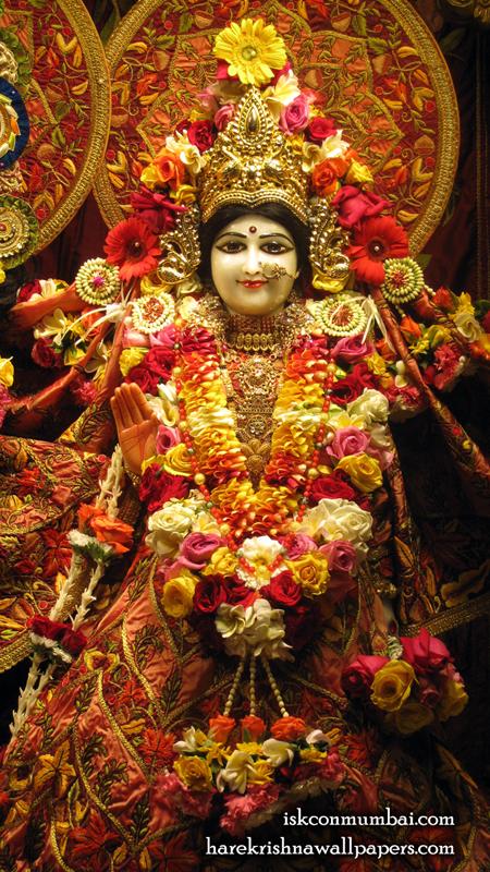 Sri Radha Full Wallpaper (006) Size 450x800 Download