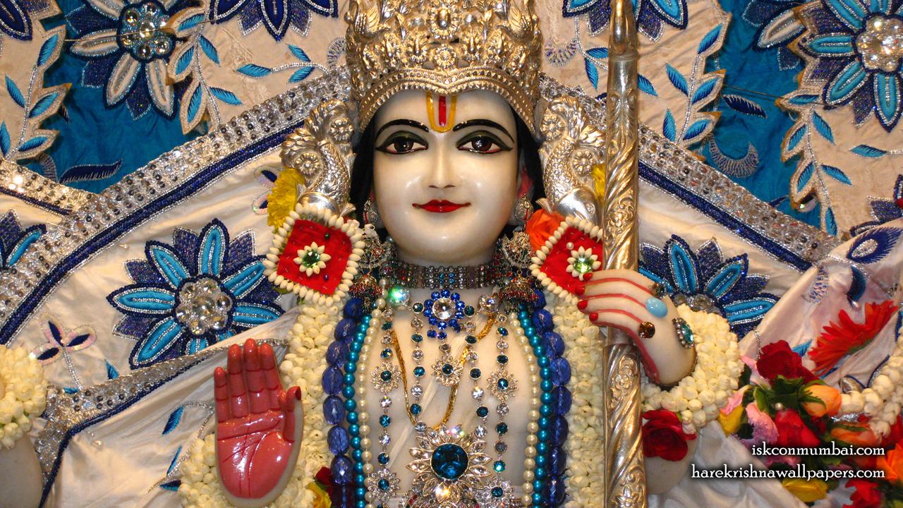 Sri Rama Close up Wallpaper (006) Size1280x720 Download