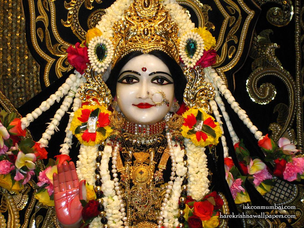 Sri Sita Close up Wallpaper (006) Size 1024x768 Download