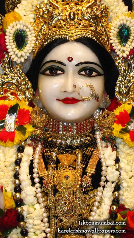 Sri Sita Close up Wallpaper (006) Size 450x800 Download