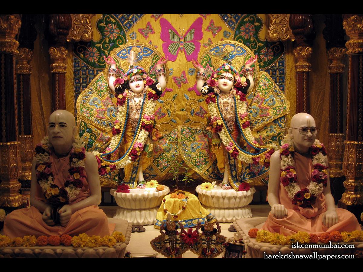 Sri Sri Gaura Nitai Wallpaper (006) Size1200x900 Download