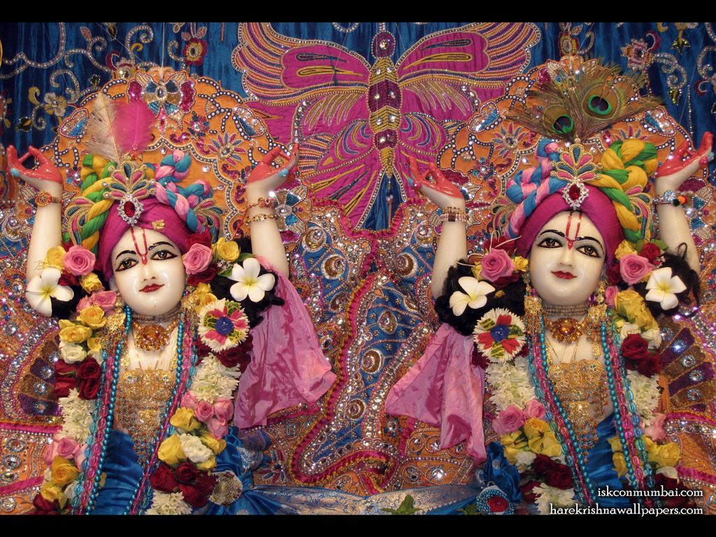 Sri Sri Gaura Nitai Close up Wallpaper (006) Size 1024x768 Download