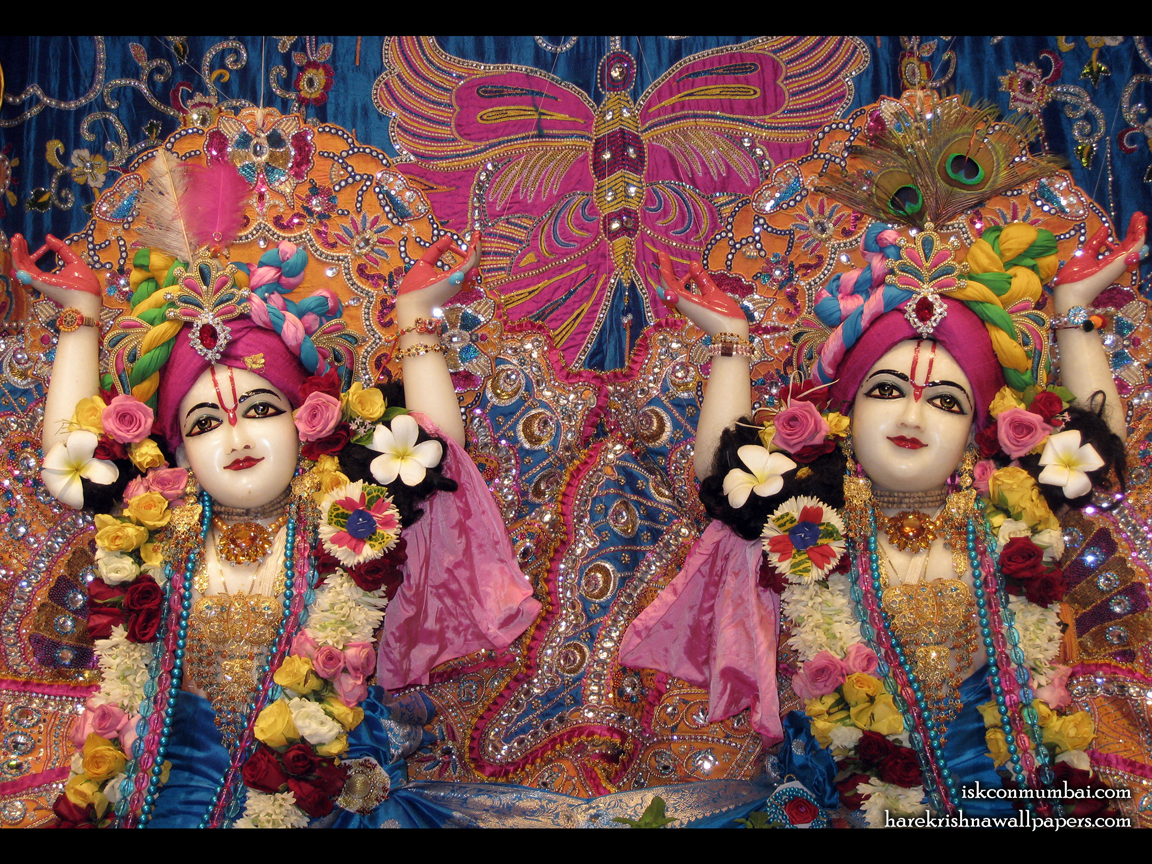 Sri Sri Gaura Nitai Close up Wallpaper (006) Size 1152x864 Download