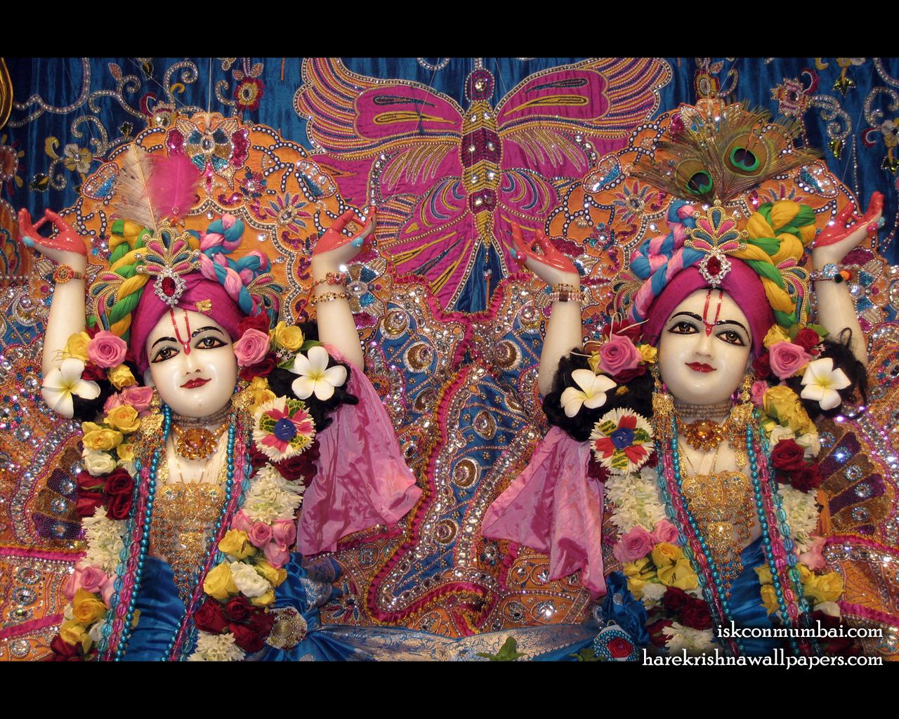 Sri Sri Gaura Nitai Close up Wallpaper (006) Size 1280x1024 Download