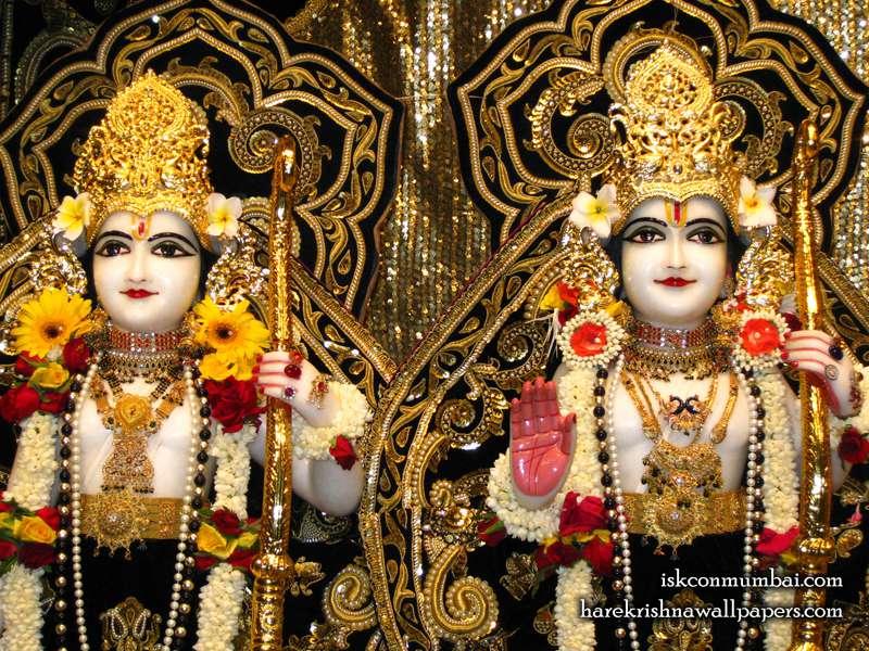 Sri Sri Rama Laxman Wallpaper (006)