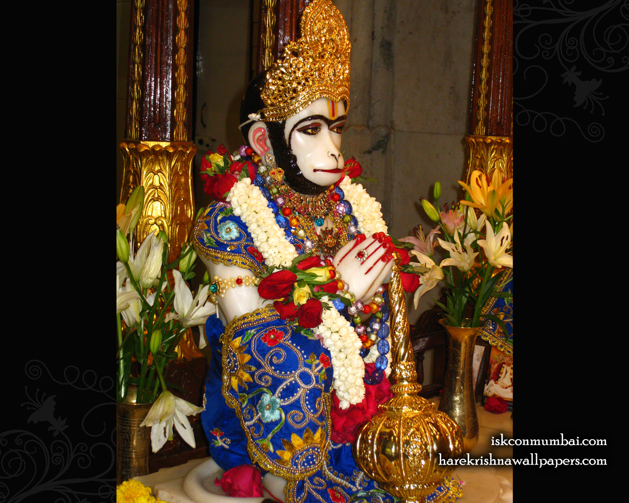 Sri Hanuman Wallpaper (007) Size 1280x1024 Download