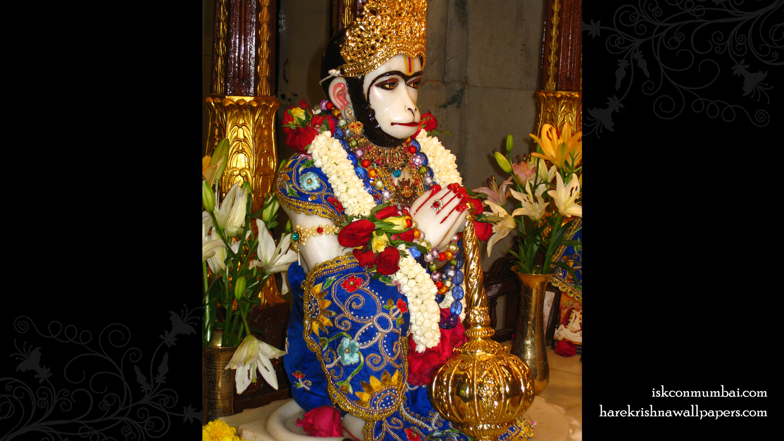 Sri Hanuman Wallpaper (007) Size 1600x900 Download