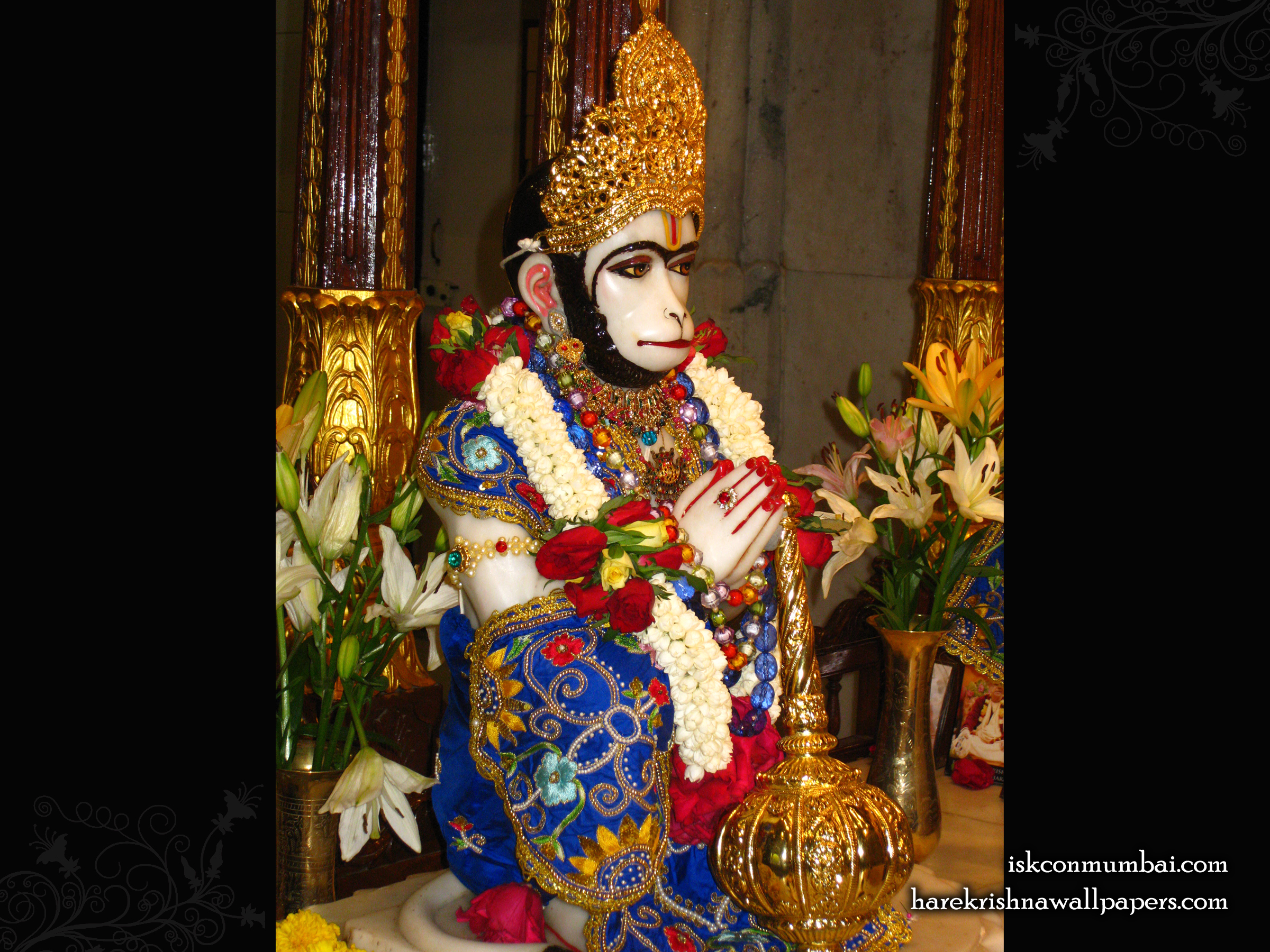 Sri Hanuman Wallpaper (007) Size 2400x1800 Download