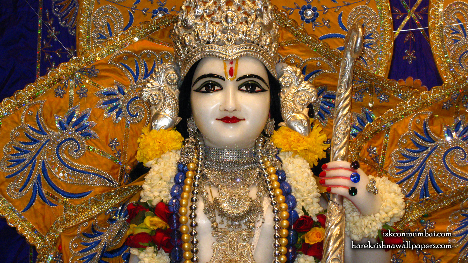 Sri Laxman Close up Wallpaper (007) Size 1600x900 Download