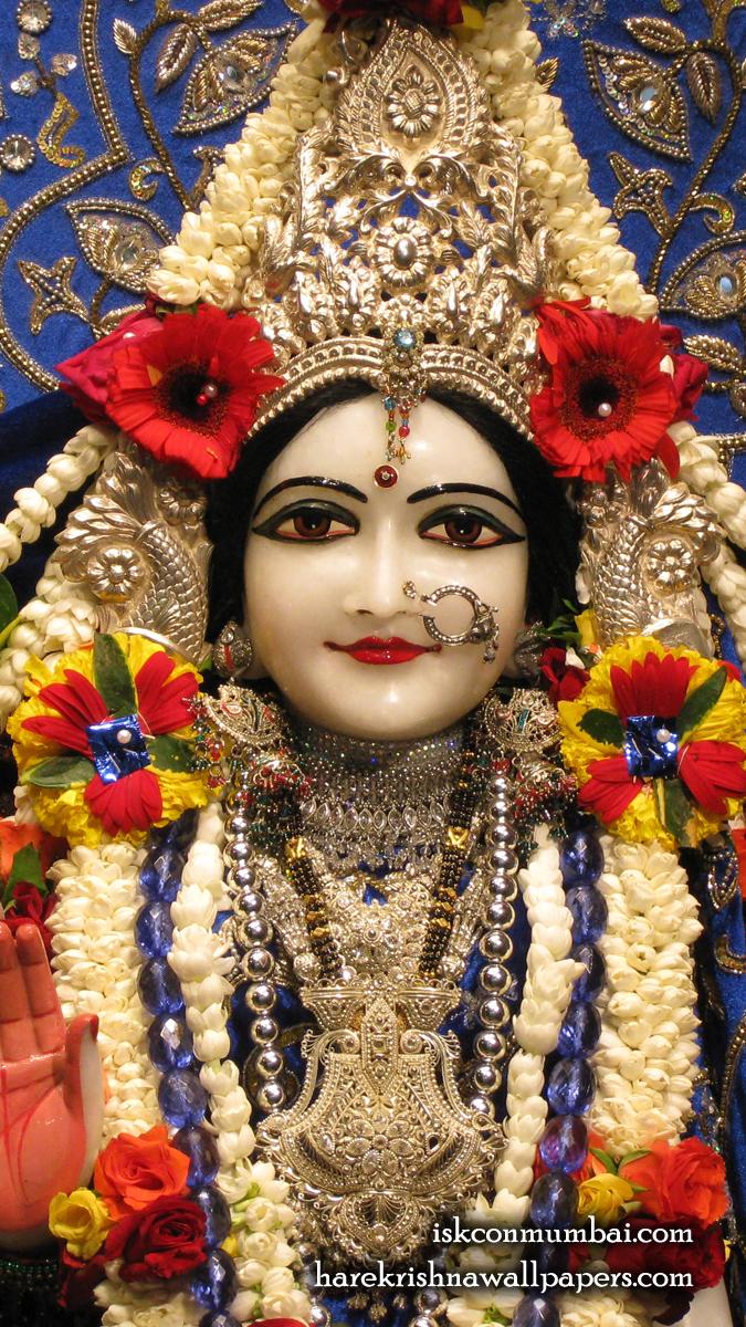 Sri Sita Close up Wallpaper (007) Size 675x1200 Download