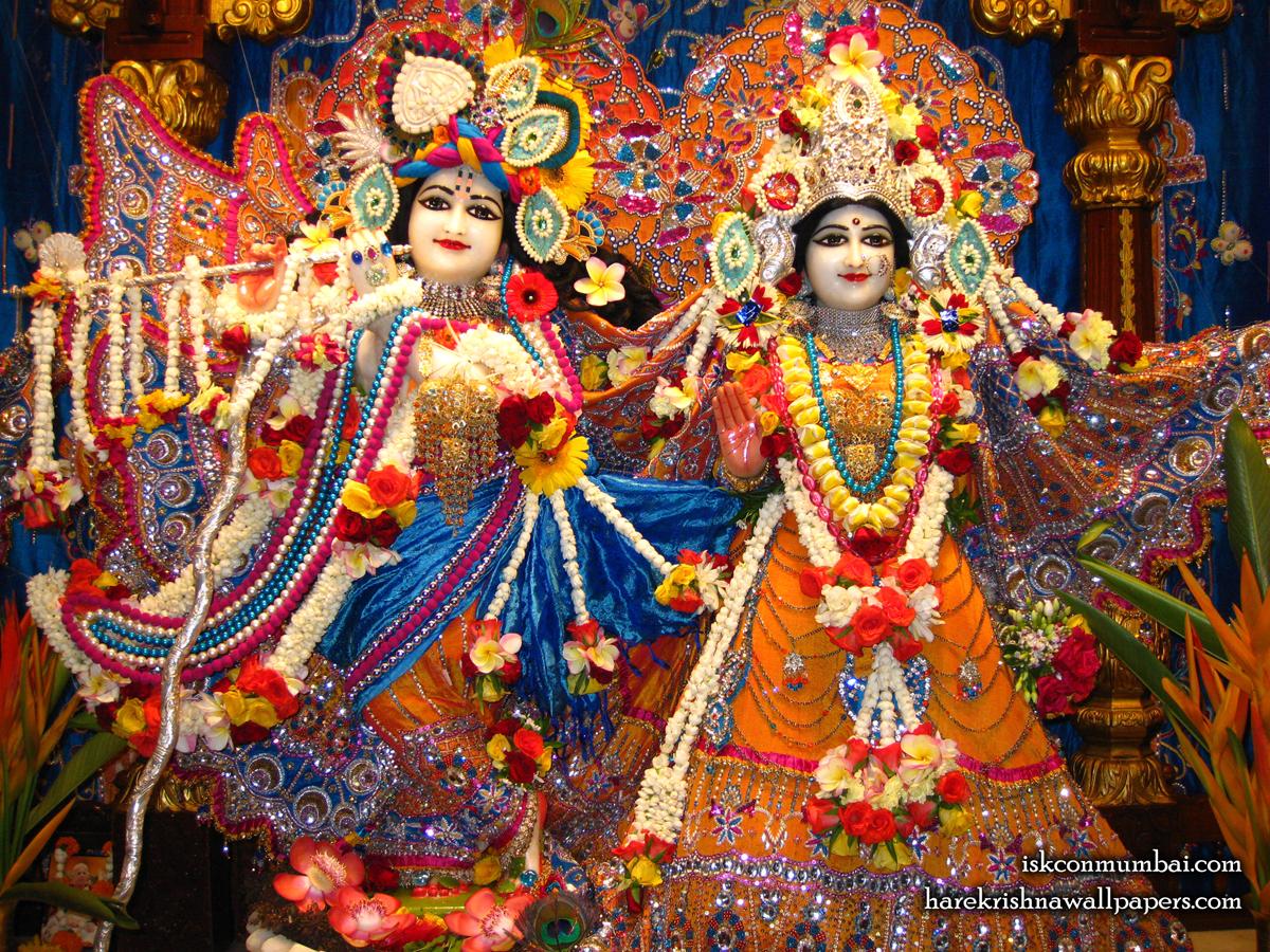 Sri Sri Radha Rasabihari Wallpaper (007) Size1200x900 Download