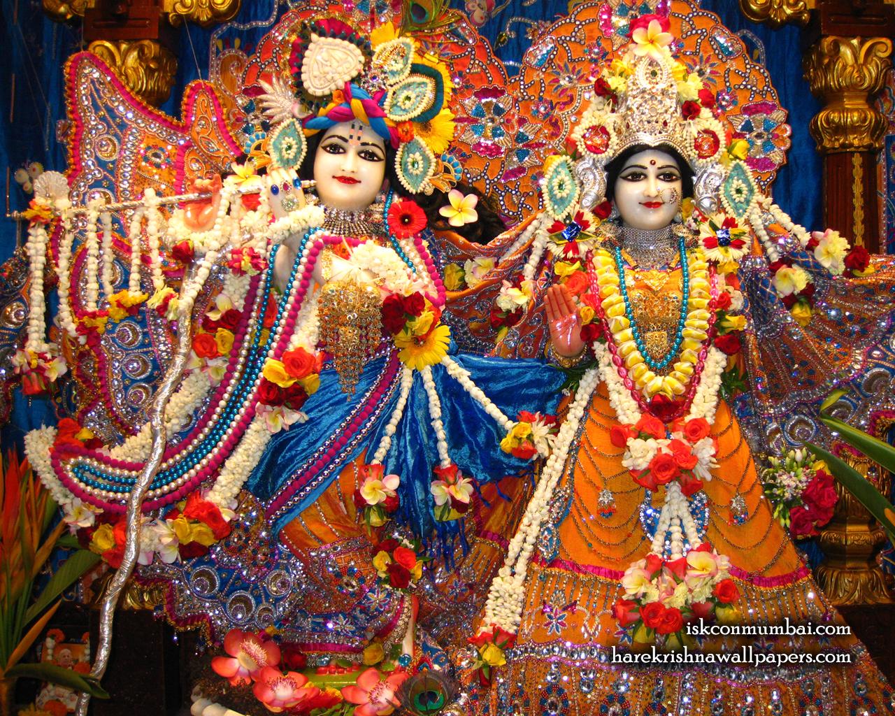 Sri Sri Radha Rasabihari Wallpaper (007) Size 1280x1024 Download