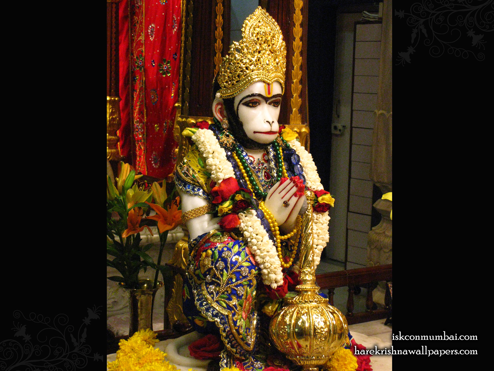 Sri Hanuman Wallpaper (008) Size1600x1200 Download