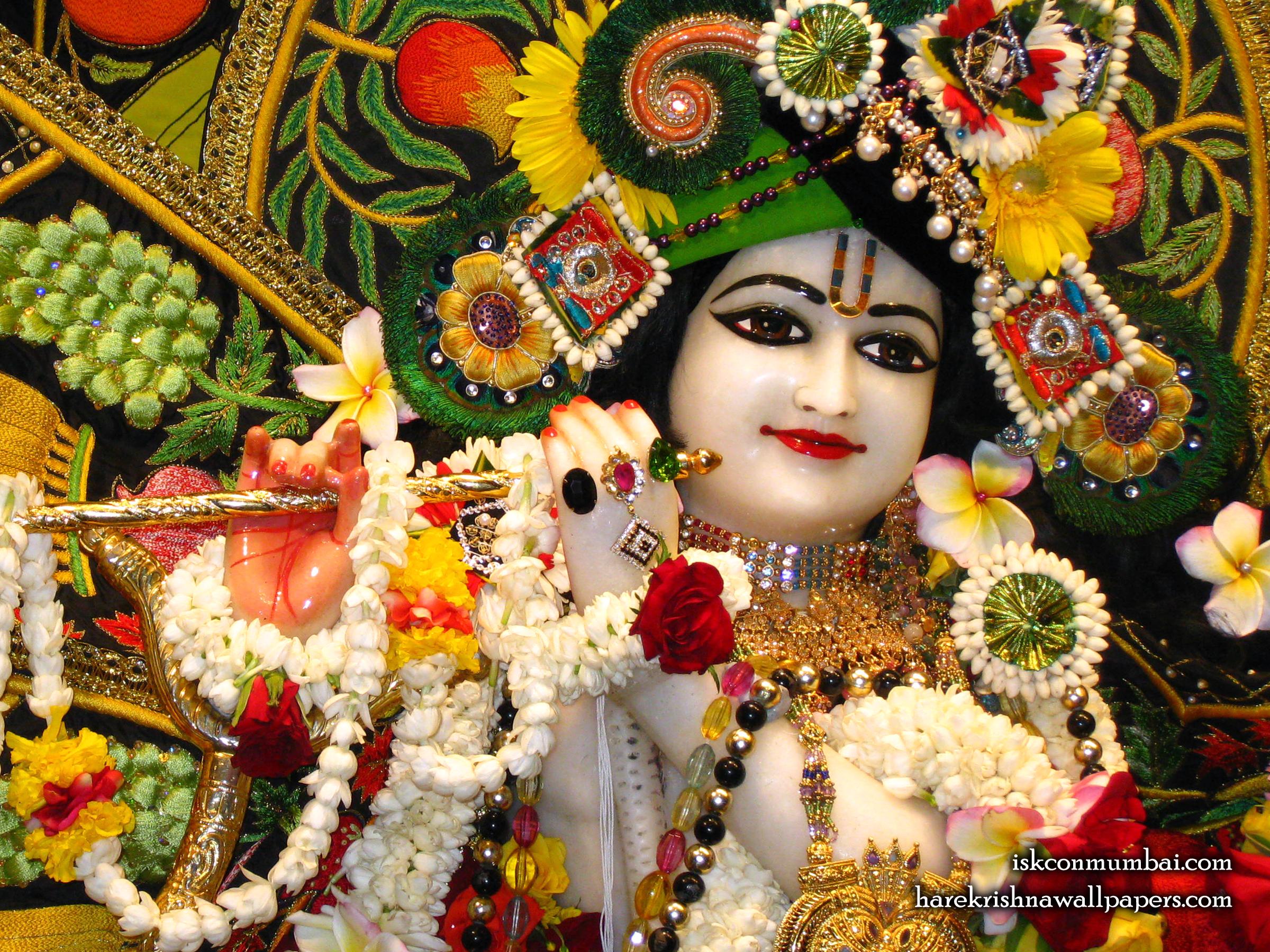 Sri Rasabihari Face Wallpaper (008) Size 2400x1800 Download