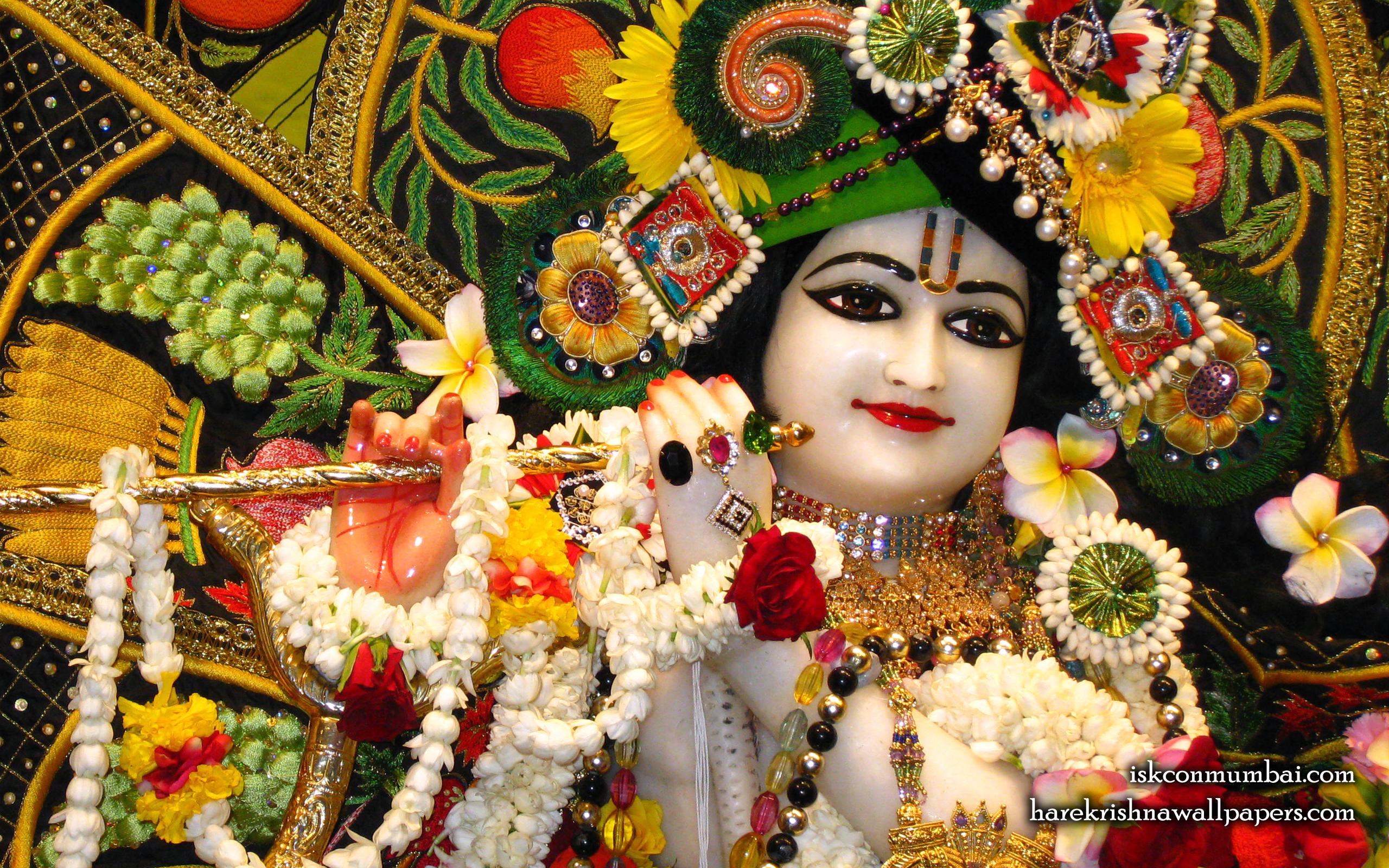 Sri Rasabihari Face Wallpaper (008) Size 2560x1600 Download
