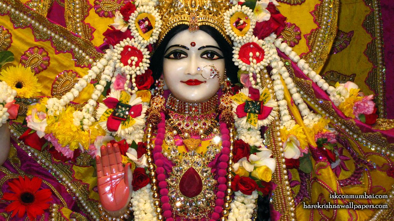Sri Sita Close up Wallpaper (008) Size1280x720 Download
