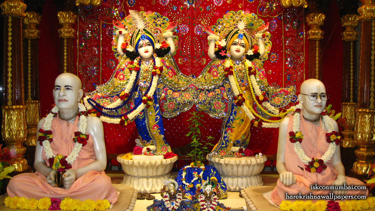 Sri Sri Gaura Nitai Wallpaper (008) Size1280x720 Download