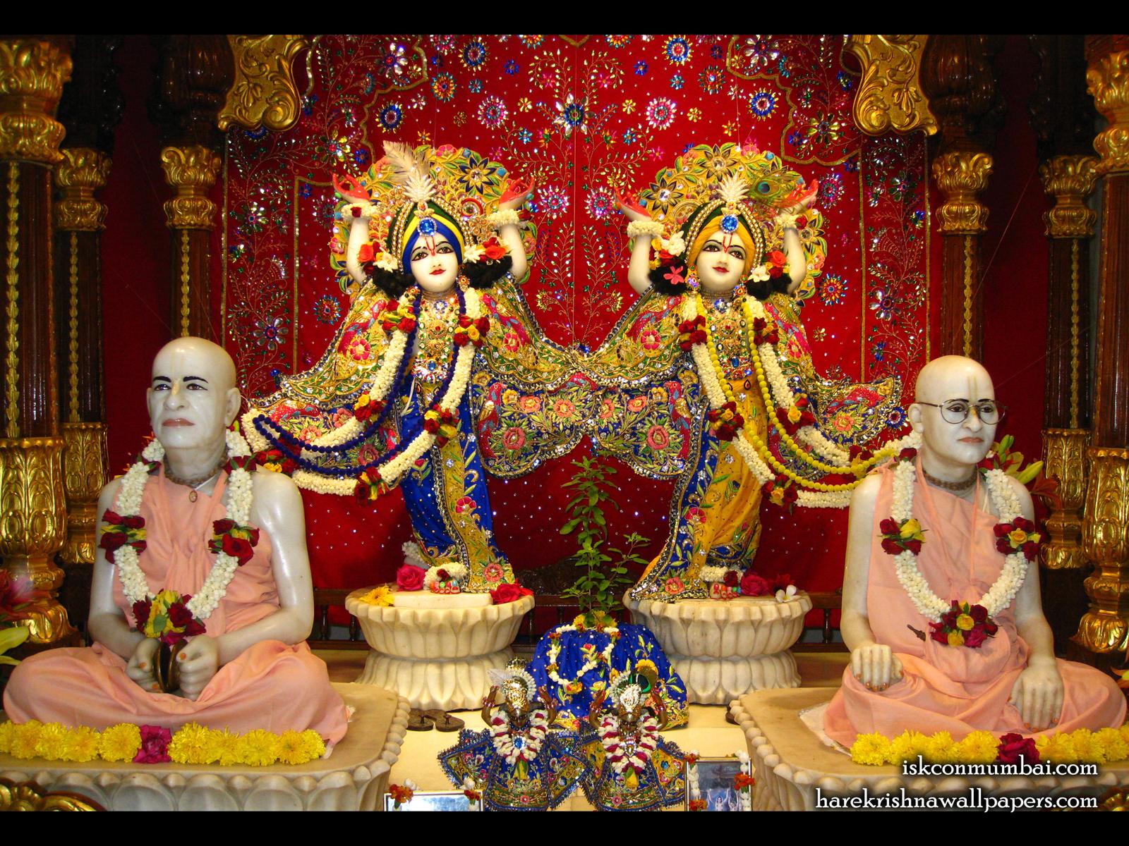 Sri Sri Gaura Nitai Wallpaper (008) Size1600x1200 Download