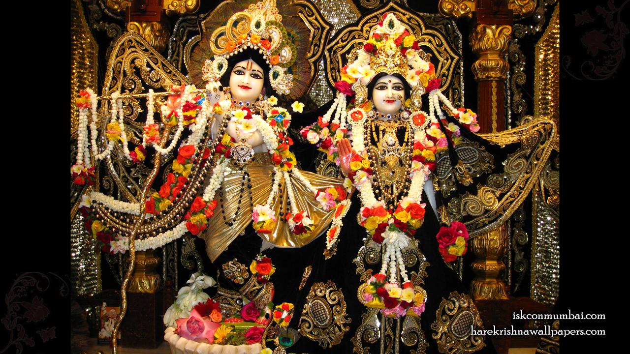 Sri Sri Radha Rasabihari Wallpaper (008) Size1280x720 Download