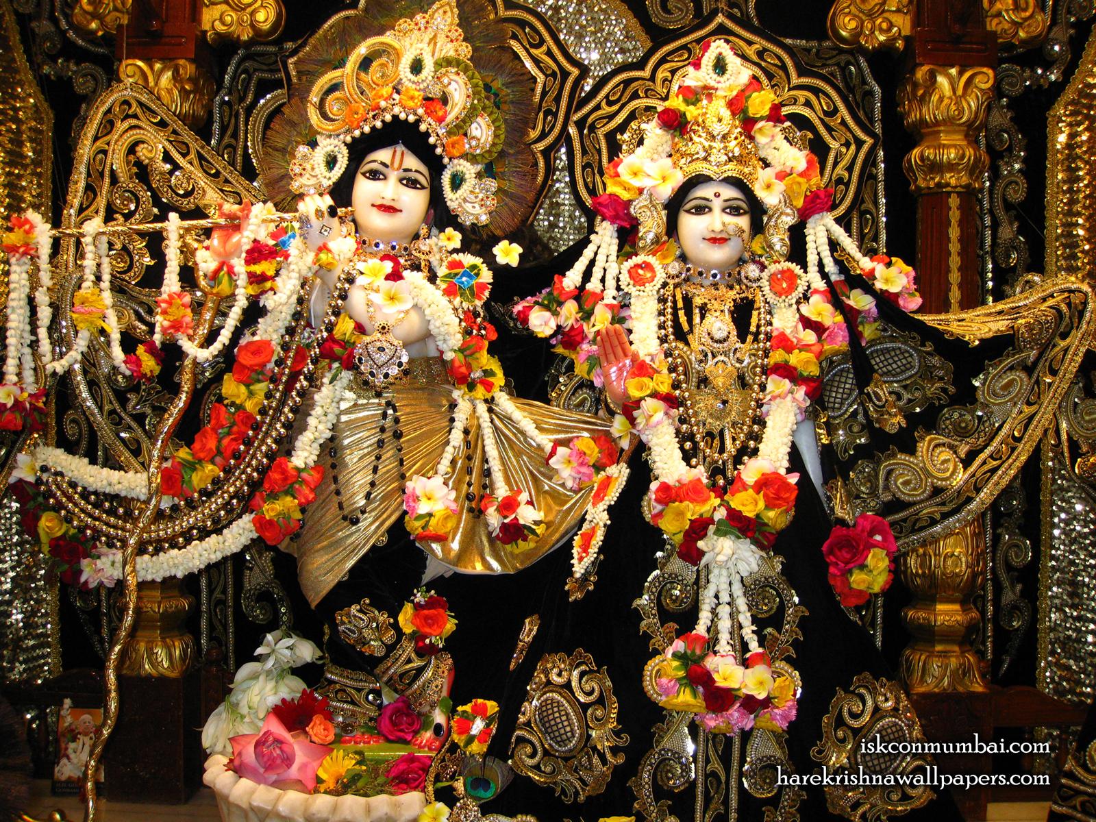 Sri Sri Radha Rasabihari Wallpaper (008) Size1600x1200 Download