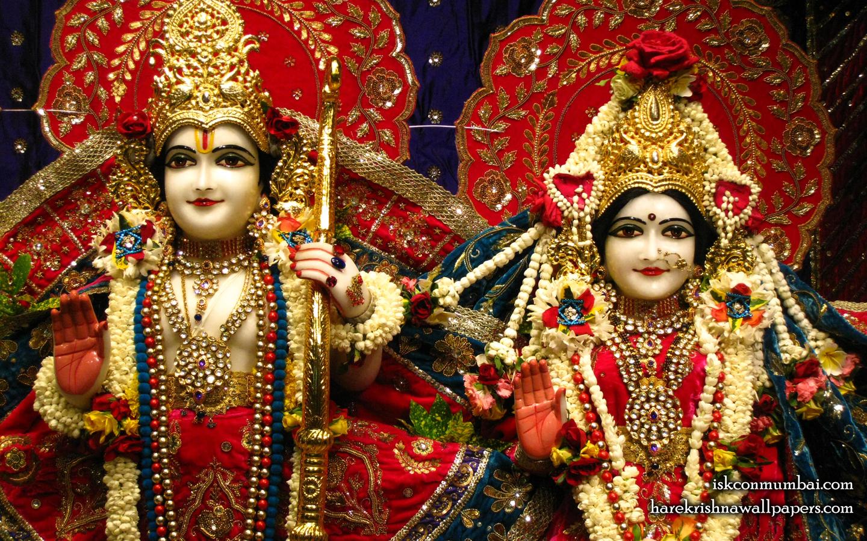 Sri Sri Sita Rama Close up Wallpaper (008) Size 1440x900 Download